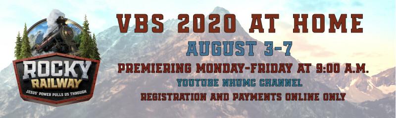 2020 VBS header banner
